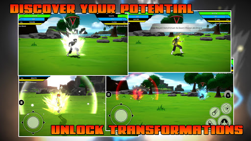 The Final Power Level Warrior (RPG) 1.2.7p2 screenshots 11