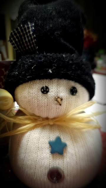Snowmen Made From Socks, Living From Glory To Glory Blog...