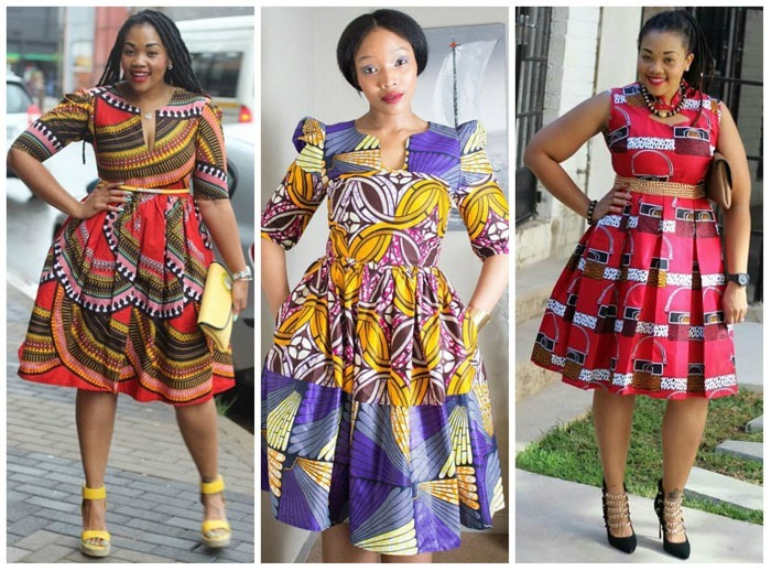 Latest Ankara for fat ladies (1)