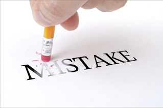 Don't Be Afraid To Admit Your Mistakes