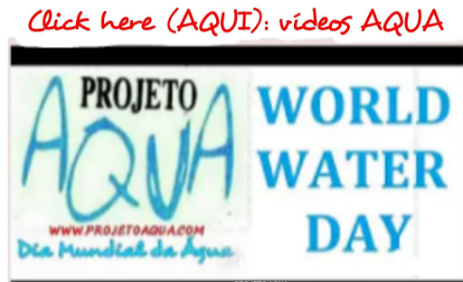 FAÇA UM PIX +55 (81) 99936-3901 - COLABORE - PROJETO AQUA : WORLD WATER DAY  : ONU - ODS - STEM