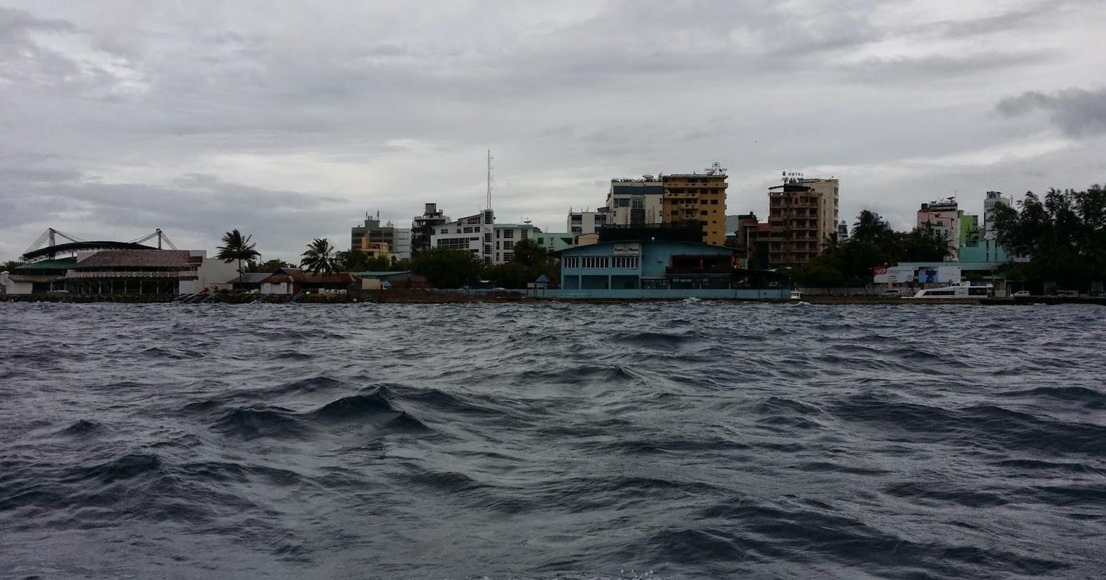 Ciudad de Malé (Las Maldivas)