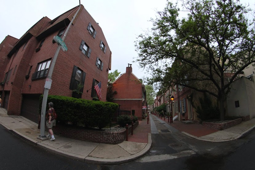Philadelphia - Elfteth's Alley