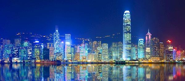 Férias em Hong Kong