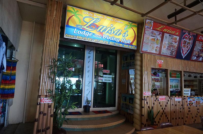 Luisa's Lodge & Dining Hub