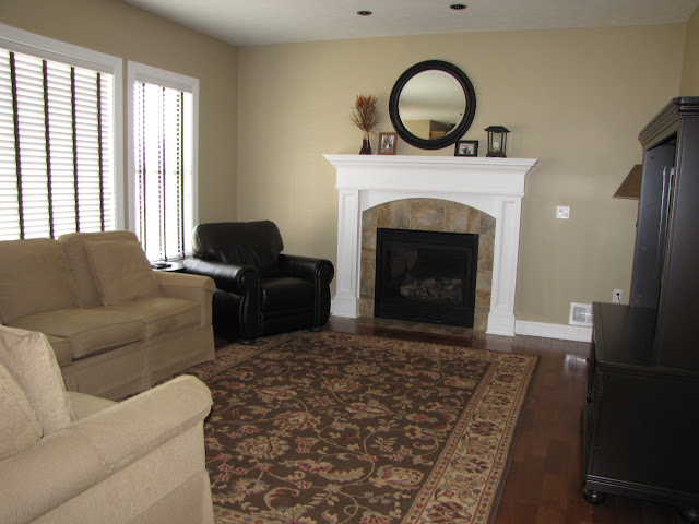 Please help with my living room paint