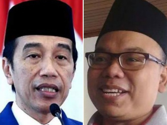 Mustofa ke Jokowi: Sebagai Muslim, Saya Mengingatkan Saja Bahwa Pemimpin Sebaiknya Konsisten
