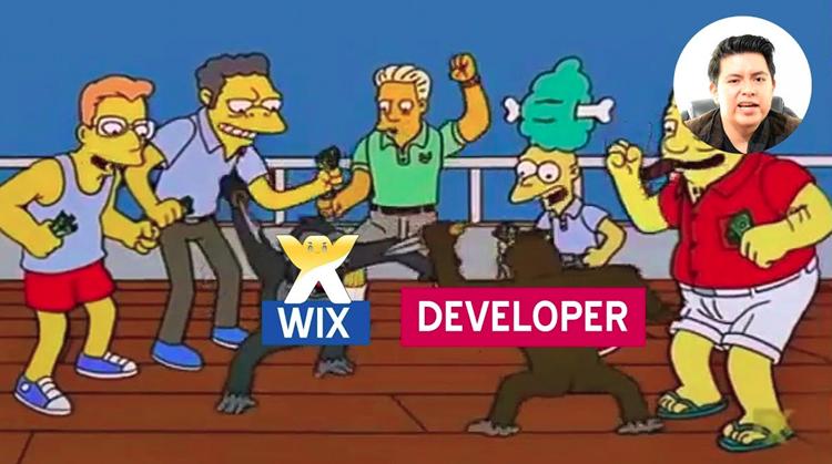 Cómo posicionar el valor de un desarrollador web vs Wix