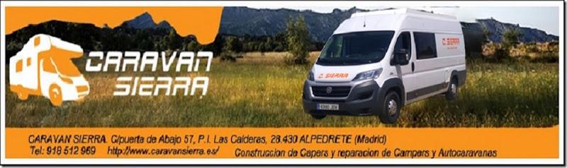 caravan Sierra 2