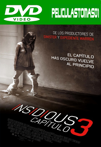 Insidious 3 (La Noche del Demonio 3) (2015) DVDRip