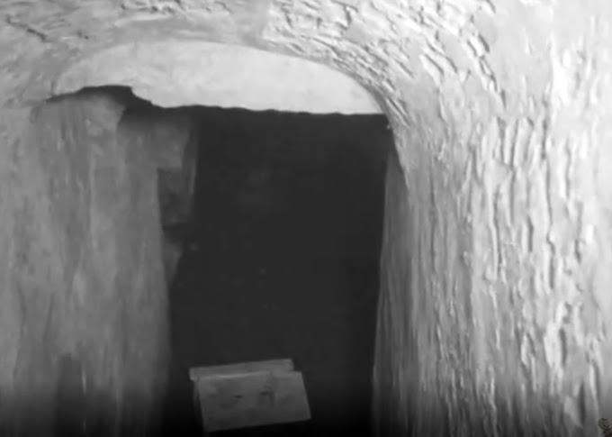 Αρχαίες κατακόμβες στην Αθήνα. 1959 -  ΒΙΝΤΕΟ