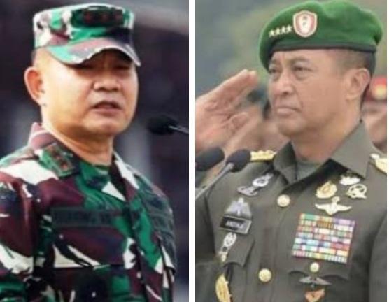 Letjen Dudung Panglima TNI, Jenderal Andika Dampingi Puan di Pilpres 2024, Begini Kata Pengamat