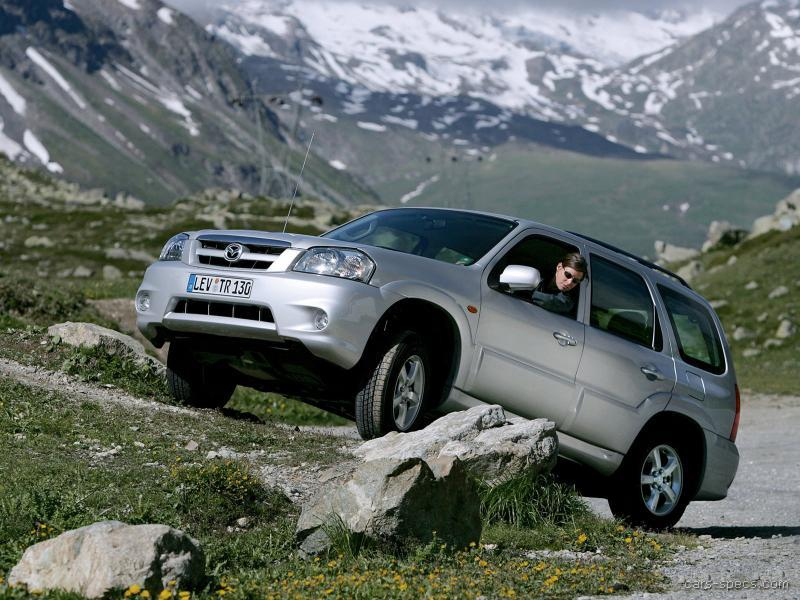 2005 mazda tribute suv specifications pictures prices. Black Bedroom Furniture Sets. Home Design Ideas