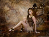 Beautiful Faerie Of Heaven