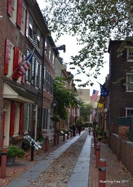 Oldest Residential Street