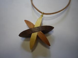 りりーペンダント kumiko lily pendant