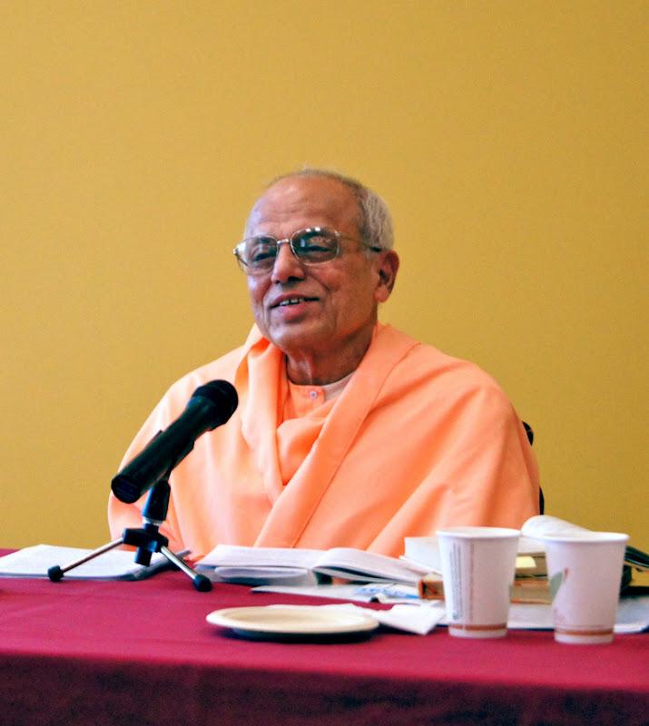 The topic: Uddhava Gita