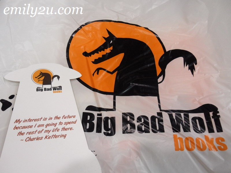 Big Bad Wolf Books Big Bad Aftermath Sale