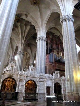 Interior de la Catedral de Zaragoza