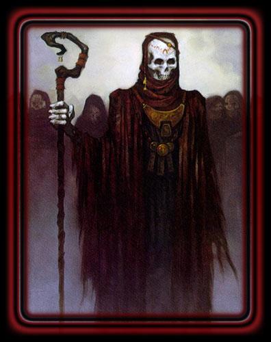 Intro Death, Wizards