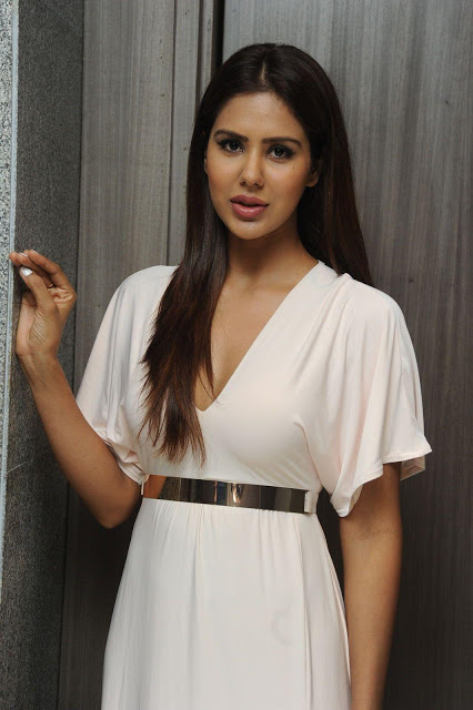 Sonam bajwa black and white collection