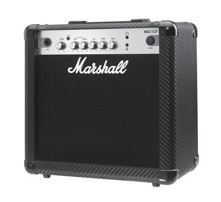 Ampli Guitar Điện - Marshall MG15CF
