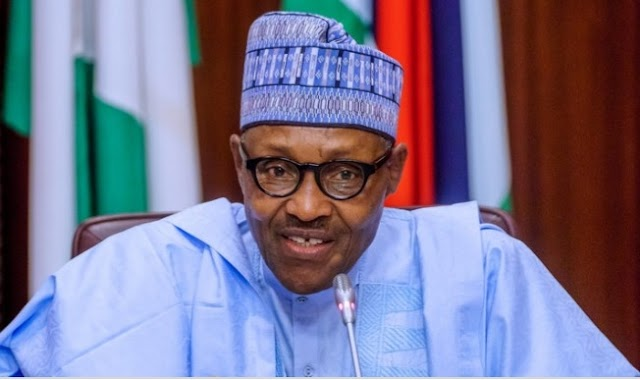 president Muhammedu Buhari speaks on re-openning of schools in Nigeria.