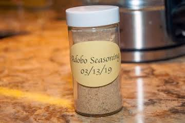 Spice Essentials: Adobo Seasoning Mix