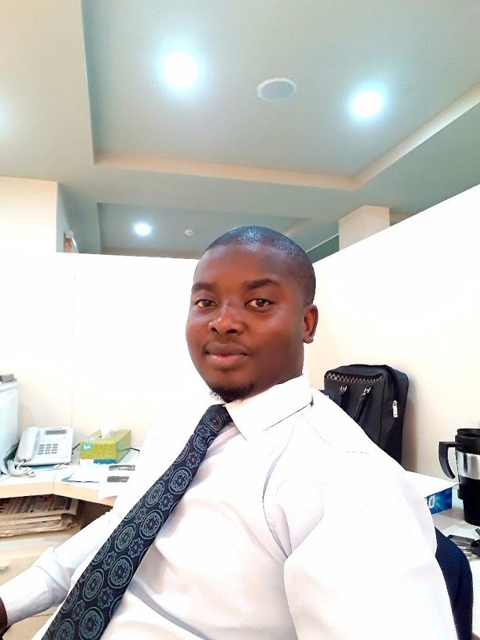 Abraham John Onoja; One for the future!