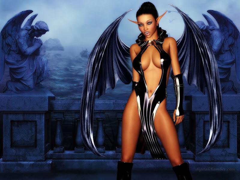 Vampire Wings, Vampire Girls 1