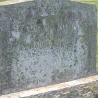 Earnest Graham Robinson Laura Keen Robinson Daughter of Charles Wythe Gleaves  Graham - Robinson Cemetery Grahams Forge, Wythe County, Virginia
