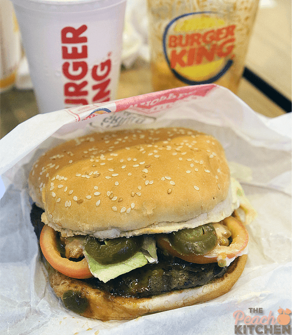 Burger King Definitely #MarksBetter!
