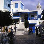 Sidi Bou Saïd (Tunisie)