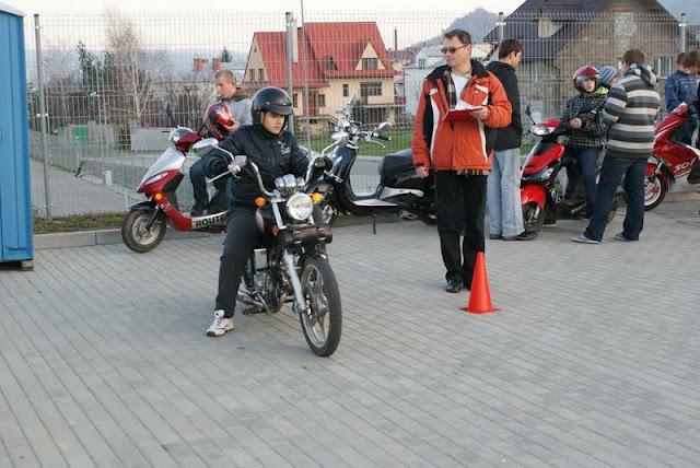 Karta motorowerowa Egzamin praktyczny - DSC01401_1.JPG