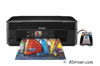 Download Epson Expression Home XP-306 printer driver & Install guide