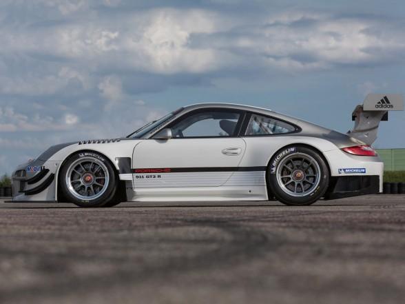 Porsche 911 GT3 R 2013 - Side