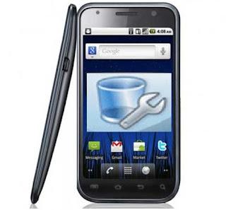 Samsung Nexus S - Comment récupérer les applications supprimés