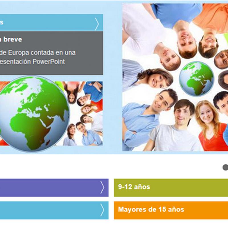 Día de Europa descargar gratis material para alumnos