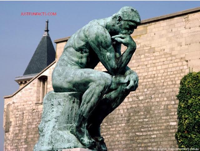 sebuah karya pastilah mempunyai arti sendiri 19 Fakta Menarik dari Patung The Thinker