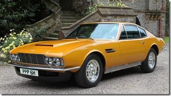 Aston Martin DBS Amicalement Vôtre