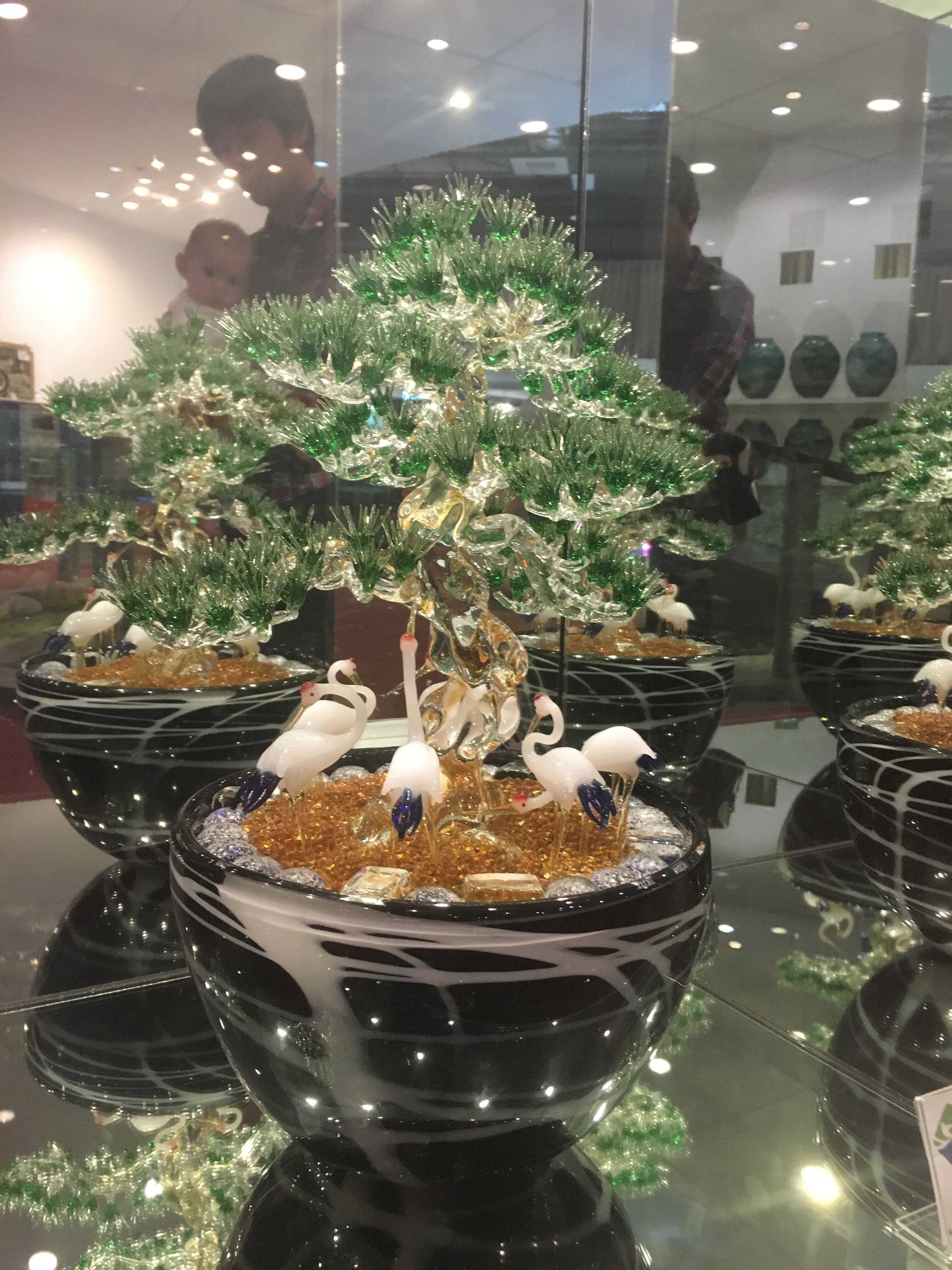 lukang changhua Taiwan glass gallery glass temple