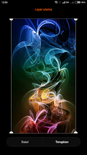 Smoke Color Wallpapers - náhled
