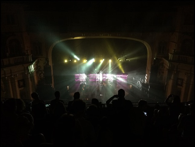 Lights Pixies Brixton Academy 11 July 2016