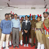 Grand Launch of Kid-Fit & Get Athletic  by P. T. Usha - Kukatpally Branch