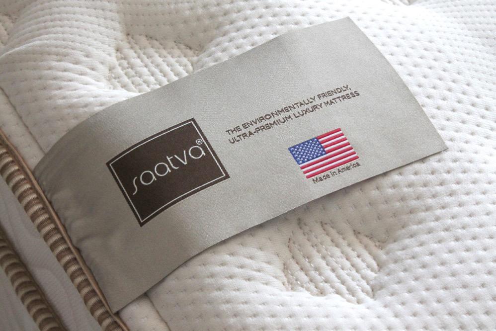 Saatva mattress shopping online