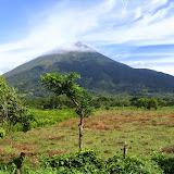 Landschaft auf Ometepe