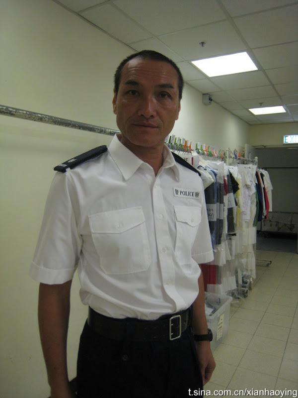 Xian Haoying China Actor