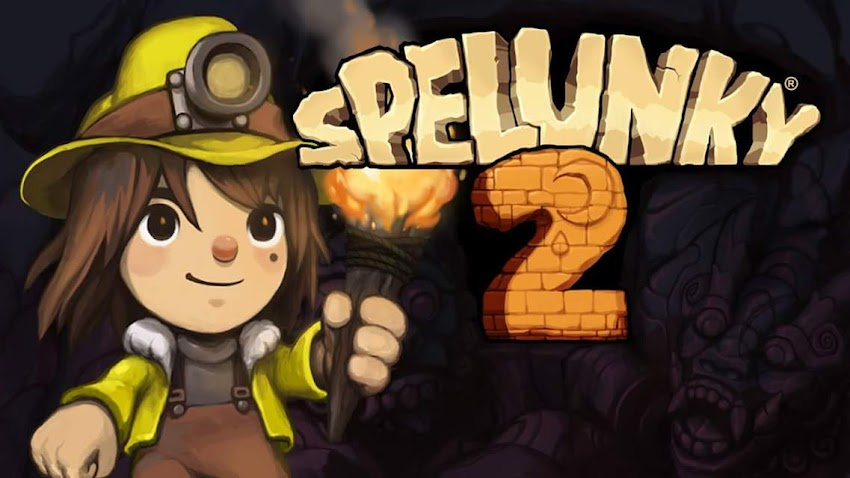 Spelunky 2: Nuovo Gameplay