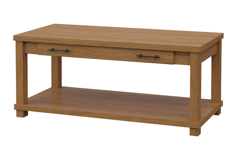 Ashton Coffee Table In Calhoun Maple