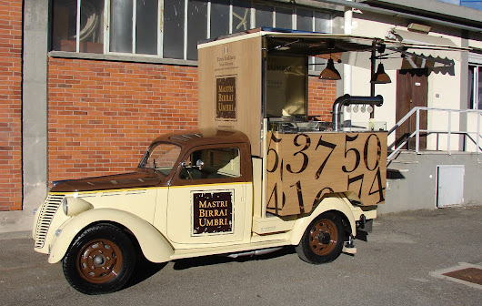 Vintage Food Truck By VS Veicoli Speciali TranslateShow Original Text Photo